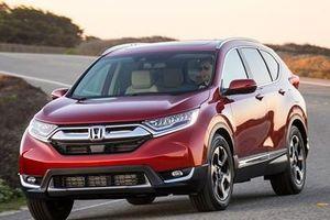 4 nhược điểm của Honda CR-V 2018 được nhiều người nhắc đến