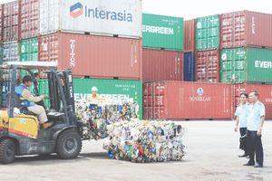 Xác định rõ vai trò của Hải quan trong quản lý phế liệu nhập khẩu