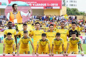 HLV Nguyễn Đức Thắng: 'Trước mắt, tất cả cầu thủ SLNA đều muốn ở lại'