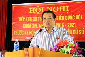 Bí thư Trung ương Đảng Phan Đình Trạc: Giải pháp giảm nghèo tốt nhất là 'cho cần câu'