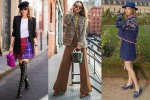 Instagram tuần qua: ''Đã mắt'' khi các quý cô sành điệu lên đồ với loạt xu hướng mới của mùa Thu