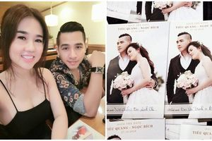 HOT: Chị gái nóng bỏng của Ngọc Trinh kết hôn lần 2 với trai trẻ kém tuổi