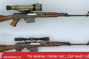 Hình ảnh siêu súng bắn tỉa M76 gợi nhớ về huyền thoại AK47