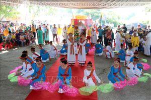 Lễ hội Katê của người Chăm ở Bình Thuận