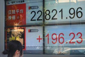 Thị trường chứng khoán châu Á thận trọng trước căng thăng thương mại Mỹ-Trung