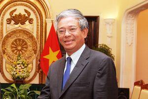 Thứ trưởng Bộ Ngoại giao Phạm Quang Vinh tiếp Giám đốc Cơ quan Hợp tác quốc tế Nga
