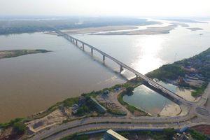 Ngày 10/10, thông xe hai tuyến đường bộ kết nối với Thủ đô Hà Nội