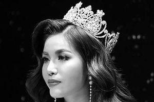 Người đẹp Minh Tú lần đầu tiết lộ về cú sốc làm thay đổi cuộc đời