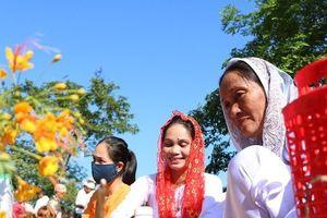 Đồng bào Chăm tại tỉnh Ninh Thuận rộn ràng đón lễ hội Katê 2018