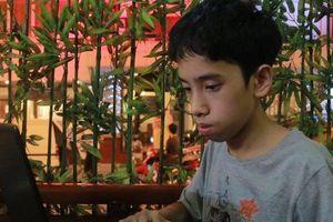 Bí quyết học giỏi môn Toán của cậu bé giành HCV Toán IMSO 2018