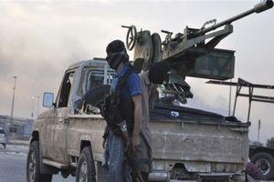 IS tấn công táo tợn ở Raqqa giết 5 chiến binh Syria