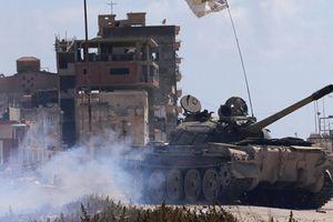 Tình báo Anh nói Nga điều quân bị đến Libya