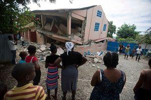 Động đất tại Haiti khiến hơn 300 người thiệt mạng và bị thương