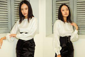 Clip catwalk này sẽ đập tan mọi hoài nghi về trình độ của Rima Thanh Vy!