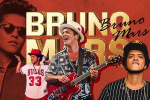 Chàng trai đến từ Sao Hỏa Bruno Mars với lòng nhiệt thành cùng âm nhạc!