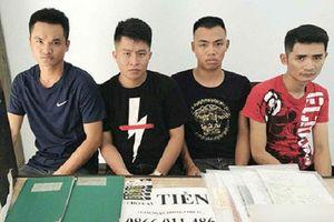 Xác định 63 đối tượng ở Hải Phòng, Hà Nội, Thái Nguyên đến Đà Nẵng cho vay nặng lãi