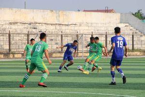 Khởi tranh giải bóng đá Thanh Hóa - Cúp Huda năm 2018