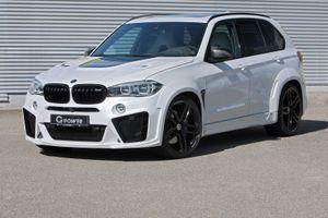 Đây là chiếc BMW X5 phiên bản độ còn mạnh hơn cả Lamborghini Urus