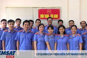 VKSND huyện Châu Thành với công tác đào tạo cán bộ tại chỗ