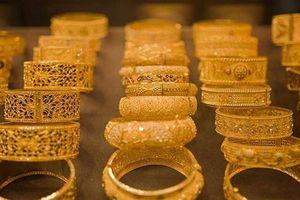 Giá vàng hôm nay (9/10): Giá vàng thế giới giảm mạnh, vàng trong nước đi ngang