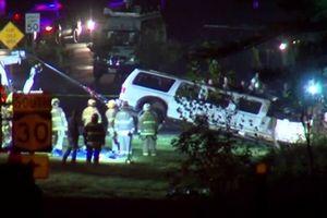 Vụ tai nạn khiến 20 người chết ở New York: Tài xế không có bằng lái hợp lệ