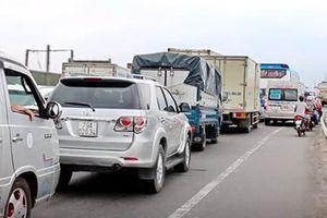 BOT Ninh Lộc xả trạm sau gần nửa giờ bị tài xế gây áp lực