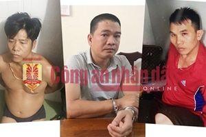Bắt nhóm cướp hơn 3 tỷ tiền, vàng tại Phú Yên