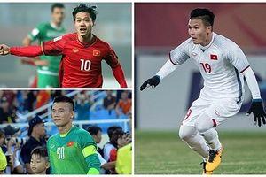 Danh sách cầu thủ của ĐT Việt Nam dự AFF Cup 2018: Hà Nội, HAGL áp đảo