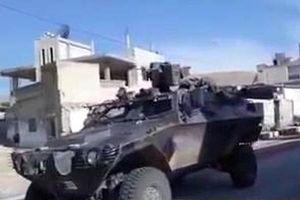 Thổ Nhĩ Kỳ đàn áp nhóm người Kurd gần biên giới Syria