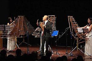 Âm thanh 'mộc' của dàn nhạc tre nứa tái ngộ khán giả Thủ đô