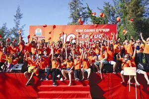 Tinh thần 'chiến binh' của đội ngũ Kim Oanh Group