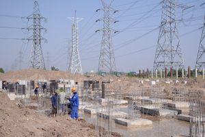 Đẩy nhanh tiến độ dự án trạm biến áp Quang Châu, Bắc Giang