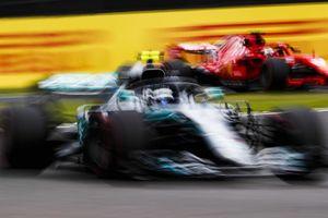Giải đua xe F1 - môn thể thao không dành cho kẻ yếu tim