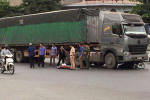 Hai người đàn ông tử vong dưới bánh xe tải