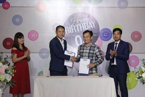 Aligro ký kết cung ứng sản phẩm cho doanh nghiệp