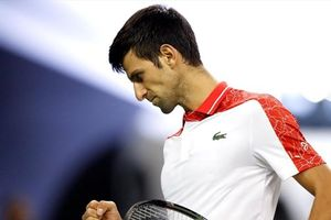 Vòng 2 Thượng Hải Master: Djokovic khai vợt thuận lợi