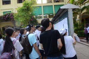 Tuyển sinh lớp 10 tại Hà Nội: Chốt thi 4 môn, điểm thi Toán, Ngữ văn nhân hệ số 2