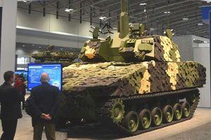 Mỹ trình làng xe tăng mạnh ngang xe chiến đấu Nga