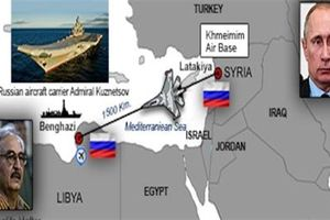 Phương Tây hoảng loạn trước nguy cơ Putin lật thế cờ Libya?