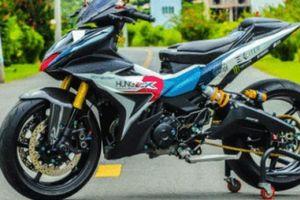 Cận cảnh Yamaha Exciter độ 'hút sinh khí' từ các môtô hàng khủng