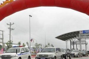 Cận cảnh cây cầu hơn 1.400 tỷ đồng nối Hà Nội-Phú Thọ ngày thông xe