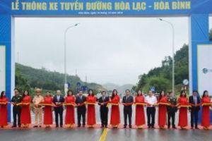 Thông xe hai công trình giao thông cửa ngõ kết nối Hà Nội