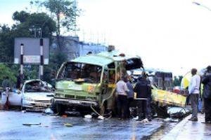 Tai nạn thảm khốc tại Kenya, ít nhất 40 người thiệt mạng