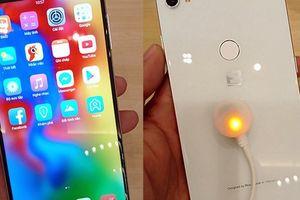 Ra mắt Bphone 3 có thiết kế tràn đáy và chống nước