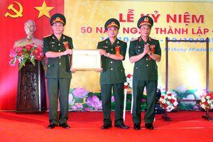 Đoàn An điều dưỡng 41 Huế kỷ niệm 50 năm ngày truyền thống