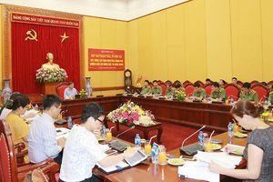 Các dự thảo quy định chi tiết Luật An ninh mạng cơ bản hoàn thành