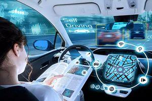 Mỹ sửa Luật trước trào lưu xe tự lái
