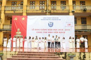 Trường Đại học Thủ đô Hà Nội khai giảng năm học 2018 – 2019