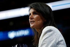 Đại sứ Mỹ tại LHQ từ chức để kiếm tiền trả nợ, chuẩn bị chạy đua Tổng thống?
