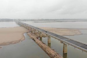 Chính thức thông xe Cầu Việt Trì - Ba Vì